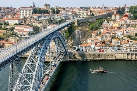 גשר דום לואיש הראשון - Ponte dom luís I