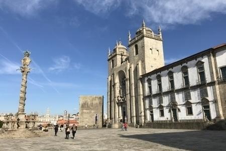 קתדרלת פורטו - Sé do Porto