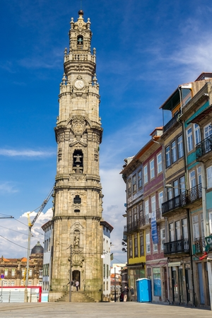 כנסיית קלריגוש - Torre dos Clérigos