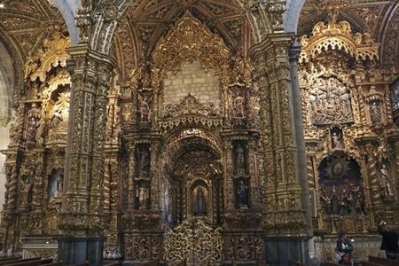 כנסיית סן פרנסיסקו - Igreja de São Francisco