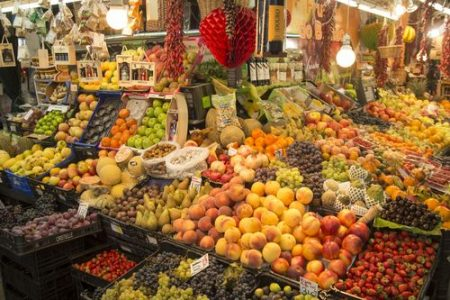 שוק האוכל של פורטו - Bolhao market
