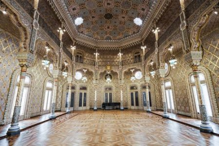בניין הבדולח - Palácio da Bolsa