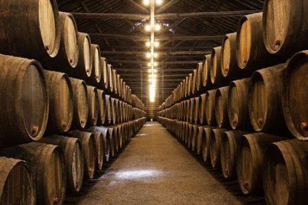 מרתף יין - Wine cellar